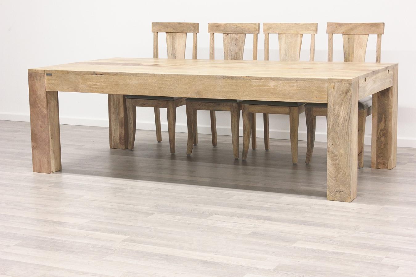 Stół Z Dostawkami 240 360120cm
