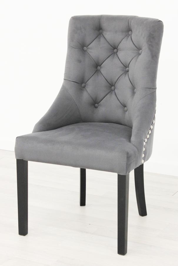 Wybitny krzesło tapicerowane XY91
