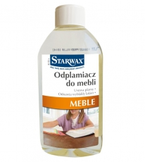 Odplamiacz STARWAX do mebli 250 ml