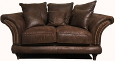 Sofa London/Bergamo Brown