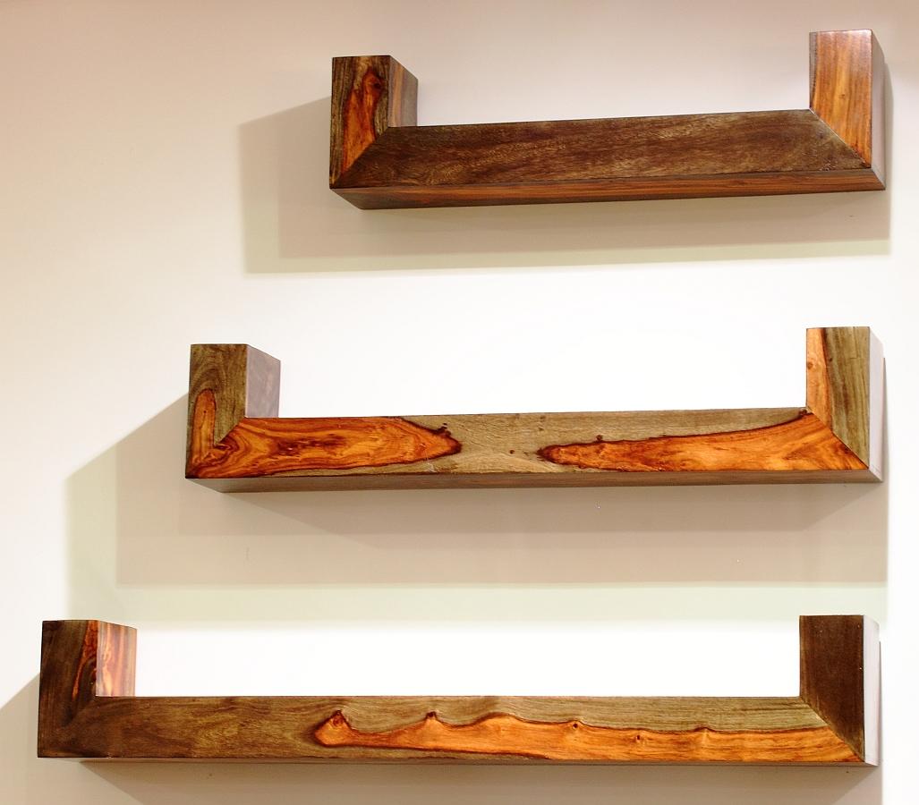 Drewniana Półka 100 Cm