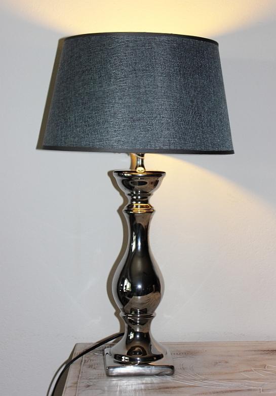 Lampa Stołowa W Stylu Glamour 5174307434 Oficjalne Archiwum Allegro